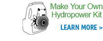 Make Your Own Hydropower Kit