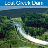 Lost Creek Dam